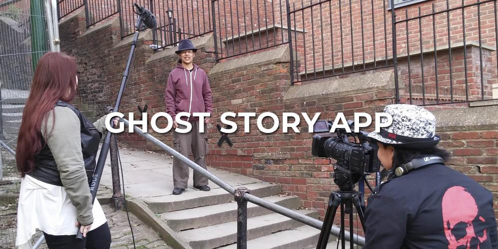 Ghost Story App