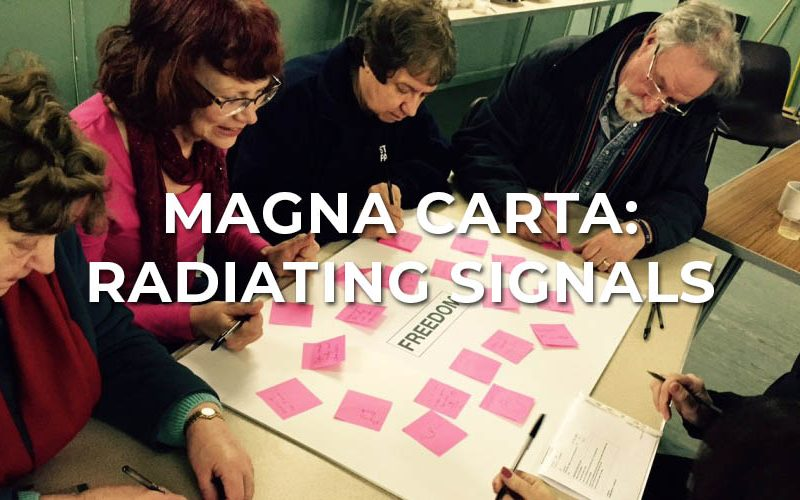 Magna Carta – Radiating Signals