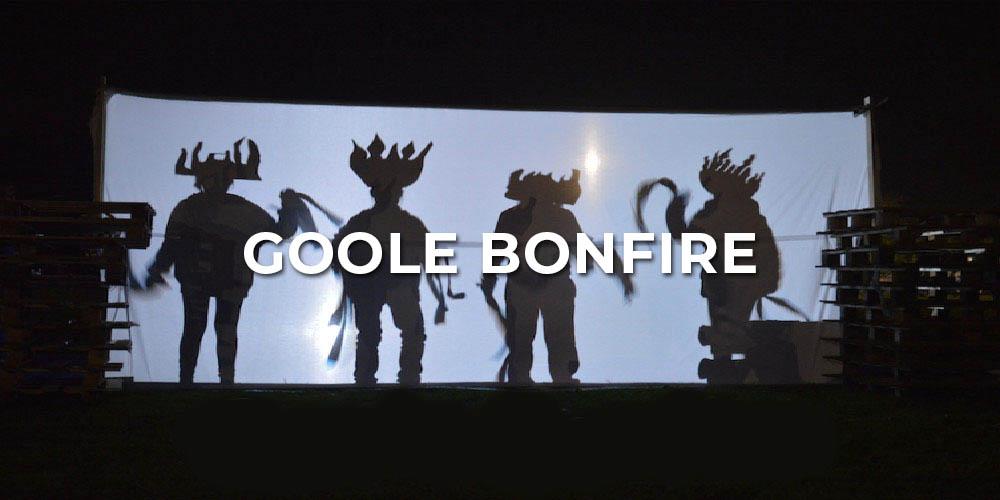 Goole Bonfire