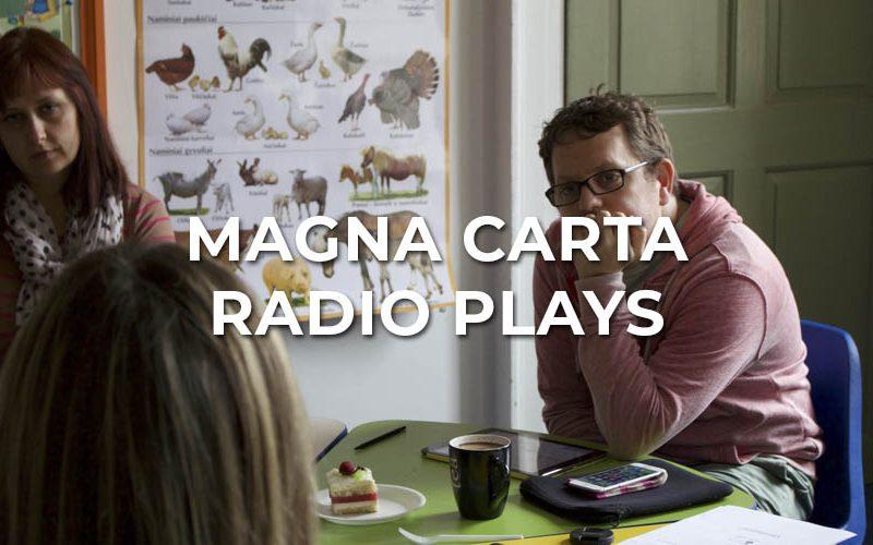 Magna Carta Radio Plays