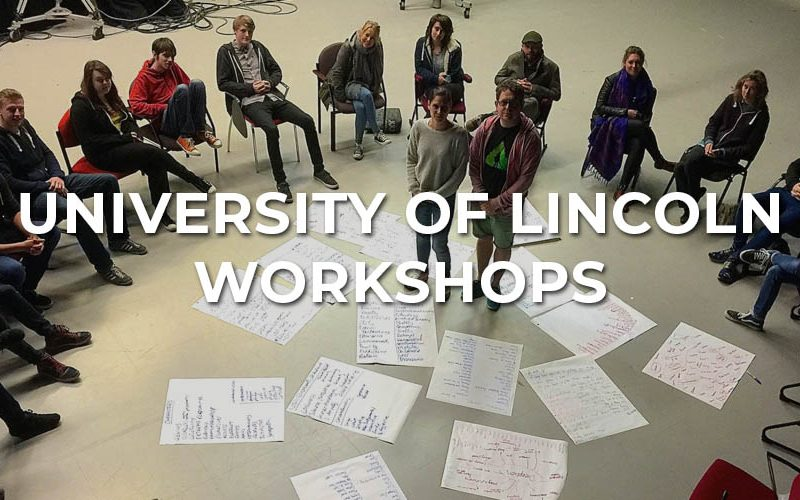 University of Lincoln Workshops