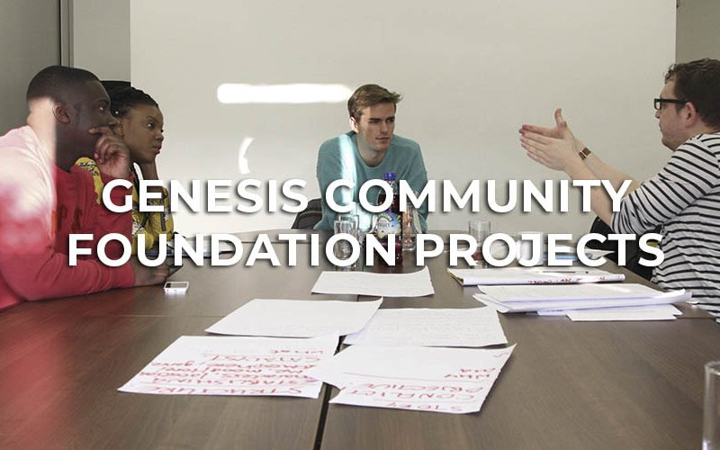 Genesis Community Foundation Project
